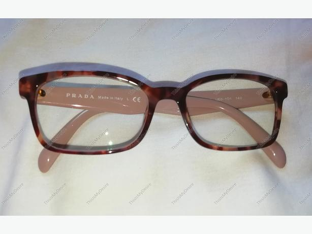 Prada VPR 18T 51-16-140 Eyeglasses - Free Shipping 100% Genuine Authentic
