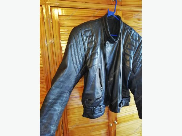 HARLEY DAVIDSON LEATHER JACKET Rare Vintage Leather Motorcyle Jacket Genuine100%