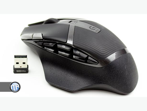  Log In needed £35 · Logitech G602 Wireless Gaming Mouse - Black
