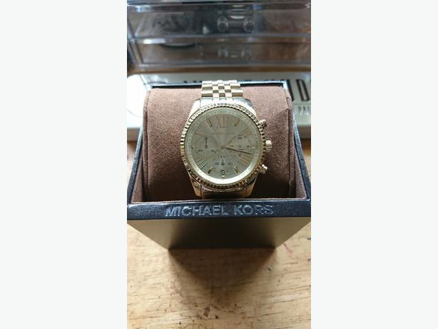 Michael Kors Lexington Ladies Watch MK 5556 **BRAND NEW** Guess Armarni Rotary