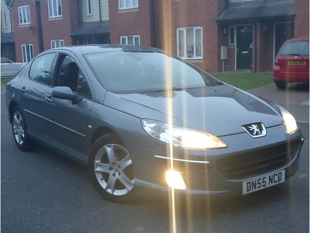 2006 peugeot 407 2.0hdi full service one owner