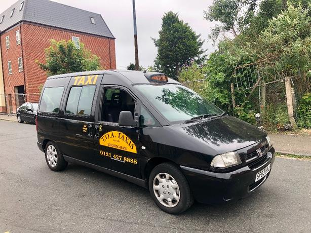 2003 (03) Peugeot Expert Taxi 2.0 HDI 8V