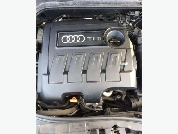 VW CADDY GOLF MK6/AUDI A3 1.6 TDI DIESEL ENGINE CODE CAY CAYC 70k Miles