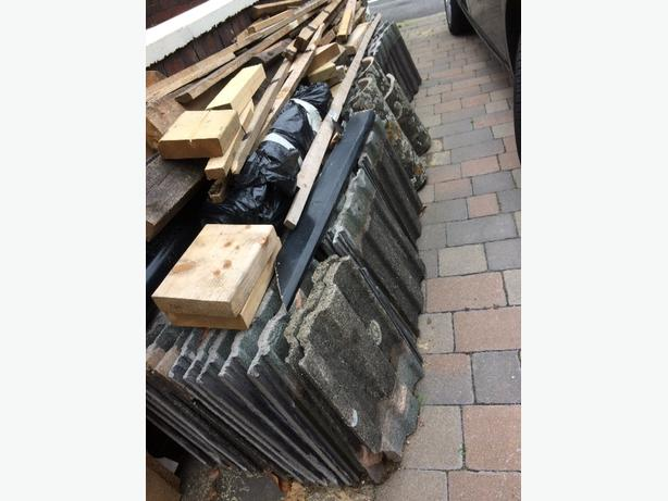 FREE: ROOF TILES