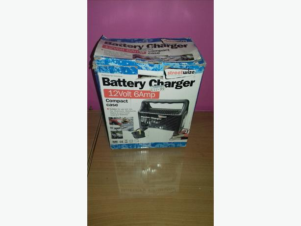 Battery charger in Box