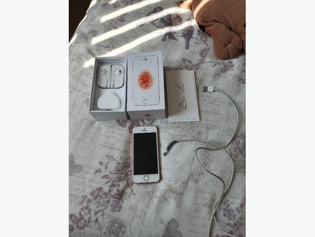 I phone 5 se rose gold