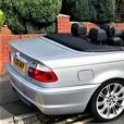 BMW 318ci M sport 2006 convertible 2.0 petrol