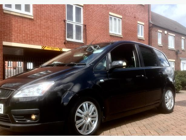 FOR TRADE: 56 PLATE FORD FOCUS CMAX (TOP-SPEC)