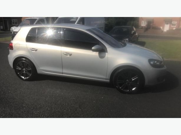 Volkswagen Golf 2.0 TDI CR S 5dr  px welcome