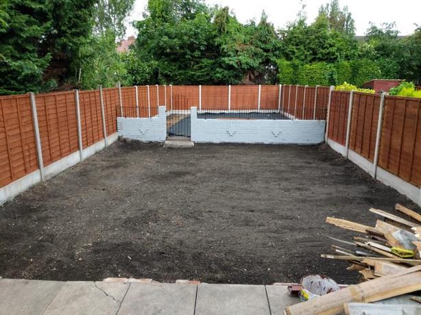 gardening/fencing