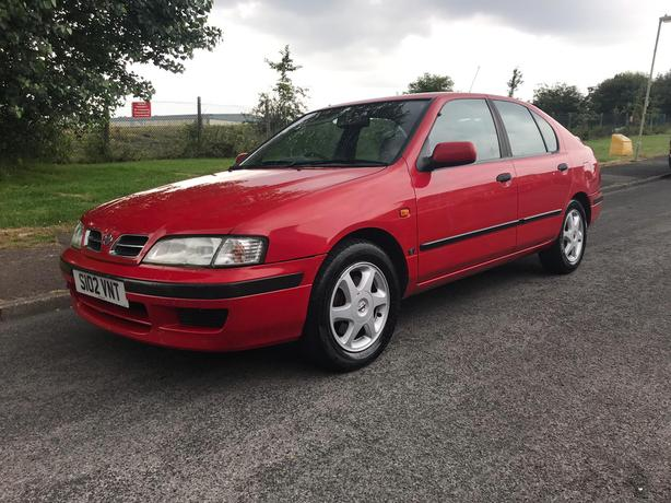 Nissan Primera 1.6 Si 5dr Hatch Petrol Manual