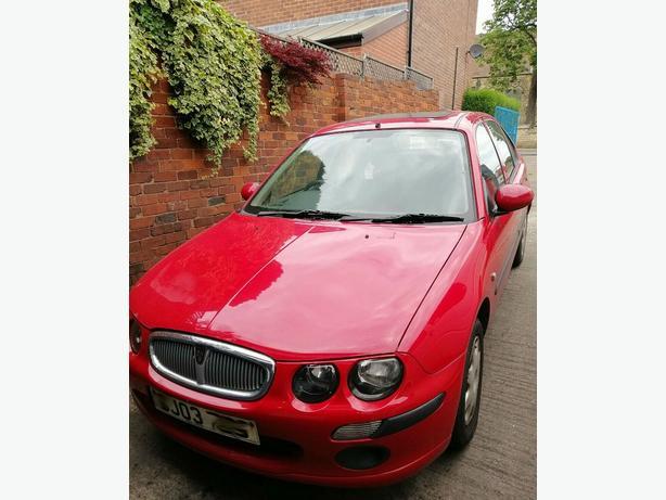 Rover 25 1.4 2003 5 door hatchback