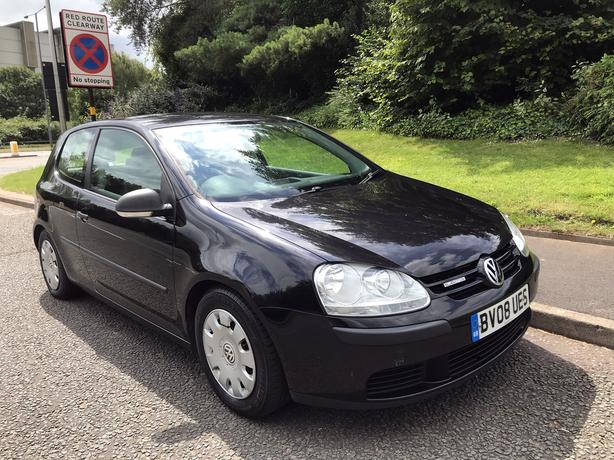 Volkswagen Golf 1.9 TDI BlueMotion Tech S. £30 Road Tax.DRIVES like NEW.1 Owner