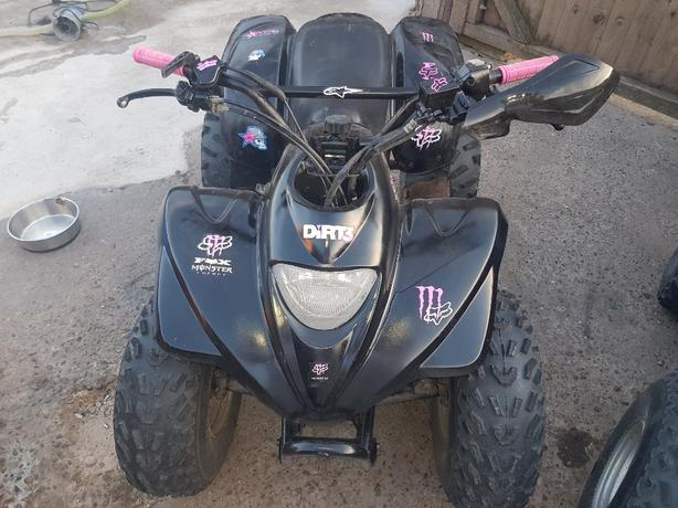 apache 110 quads x3