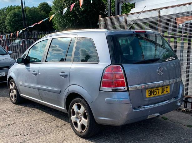 2007 VAUXHALL ZAFIRA 1.8i 16v ENERGY 7 SEATER, ONLY 80K MILES + 2 PRE OWNERS !!!