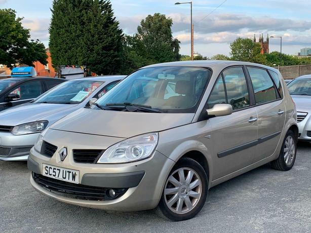 2008 RENAULT SCENIC 1.6 AUTOMATIC DYNAMIQUE, MOT JULY 2020 WITH NO ADVISORIES !!