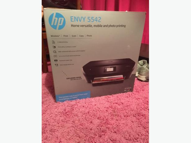  Log In needed £25 · HP ENVY PRINTER