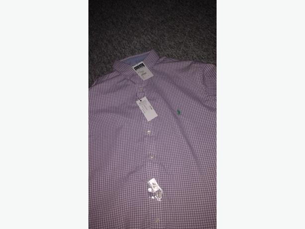 polo Ralph Lauren shirt XL b.n.w.t