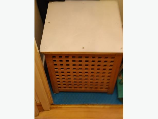 FREE:  box ideal for toybox