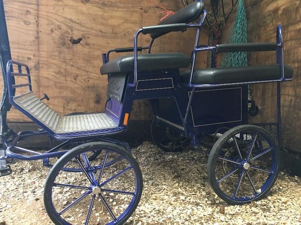 pony heartlands carriage