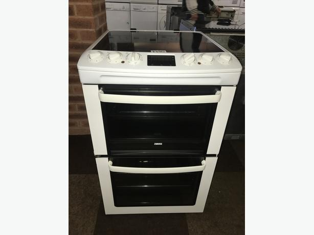 ZANUSSI 55CM ELECTRIC COOKER