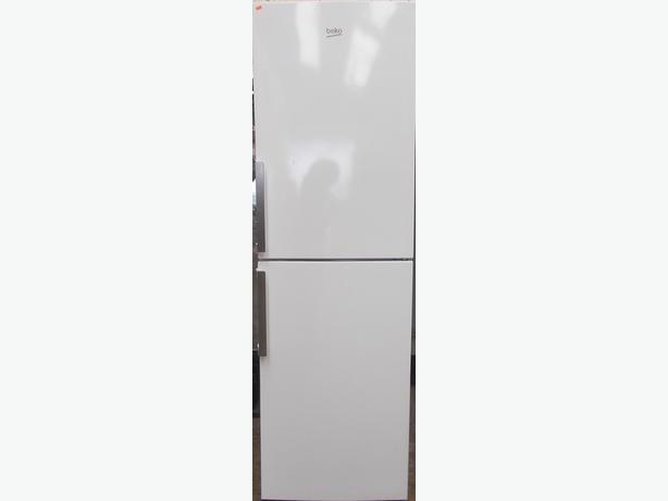 Beko CFP1691W Fridge Freezer. White. (41A) - £179
