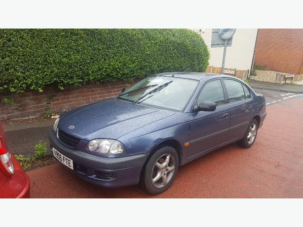 Toyota Avensis 1.6GS GAS CONVERTED