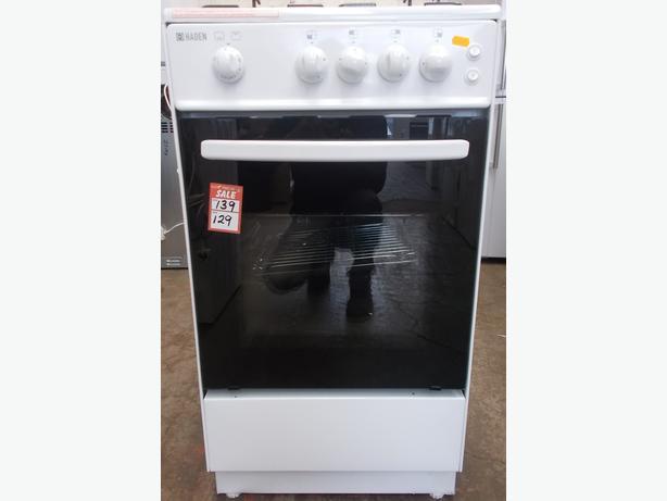 22V Haden Gas Cooker HSG50W - £129