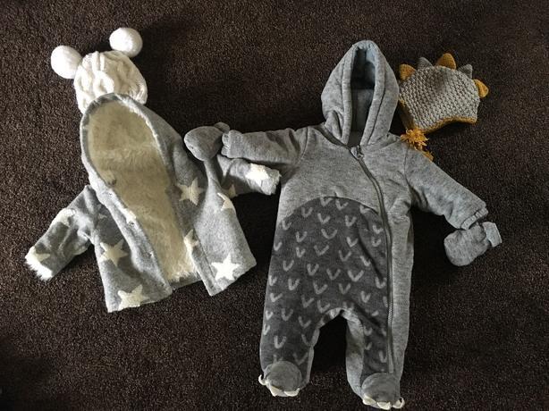 boys coats 0-3 months