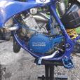 yz85 new crank,piston and rings