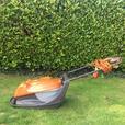 flymo easy glide 330 lawnmower