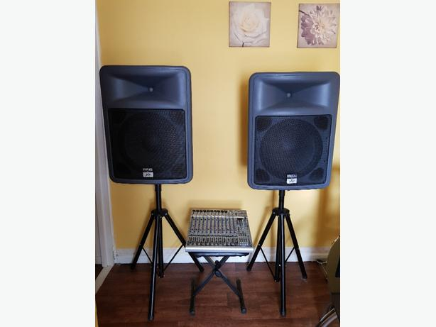 PROFESSIONAL ACTIVE PA SYSTEM