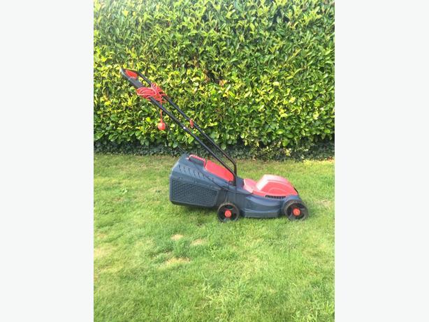 sovereign lawnmower