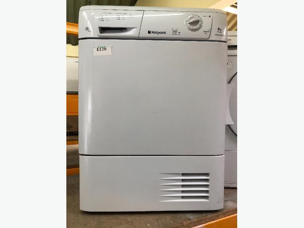 hotpoint condencser tumble dryer