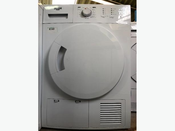 bush condencer dryer at recyk