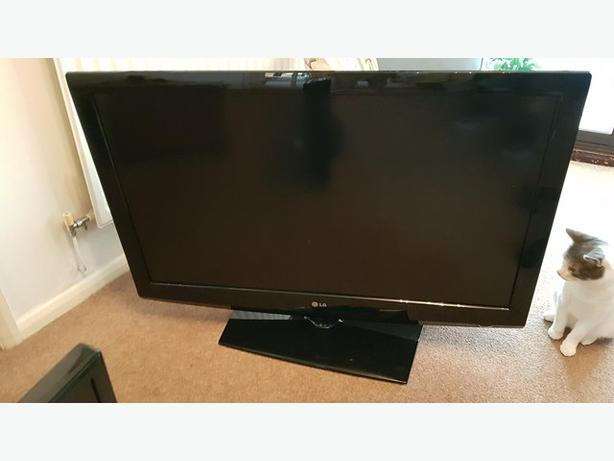 lg 42 inch full hd 1080p lcd tv+freeview+remote+DELIVERY AVAILABLE