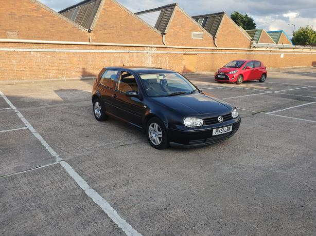 Volkswagen Golf 1.9  GT TDI 6 speed, diesel 3 door, long mot, drives great