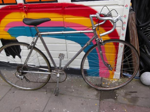 vintage carlton racing bicycle
