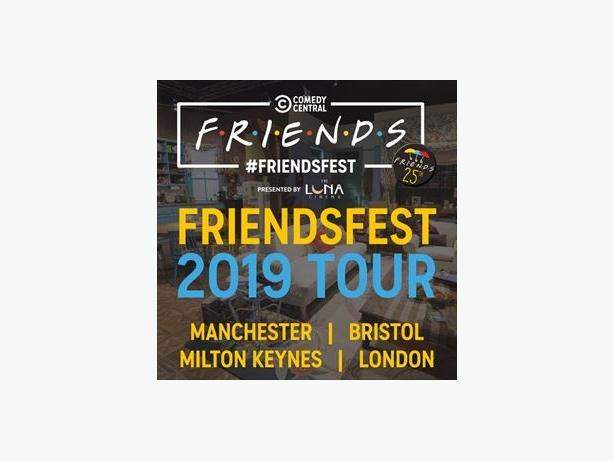 friends fest tickets