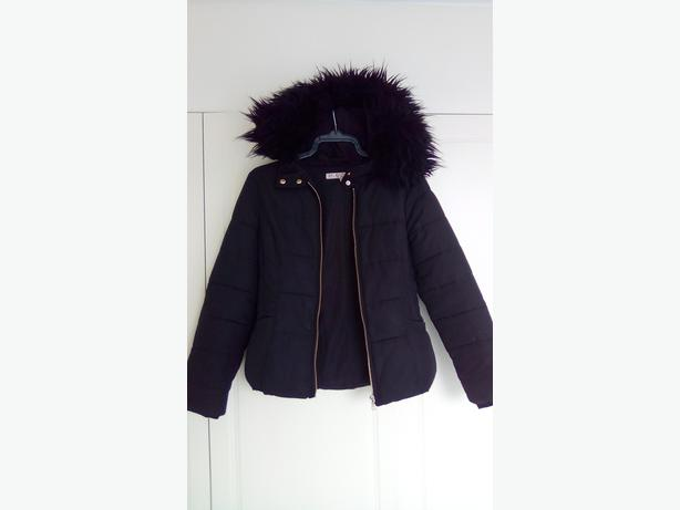 Miss Selfridge size 10 petite padded coat