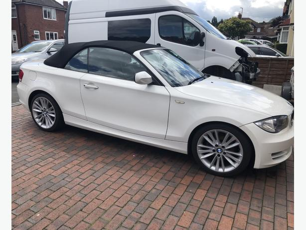 BMW 1 Series 118i Sport Convertable