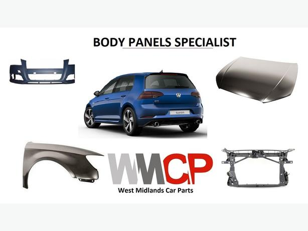 VW GOLF MK6 BODY PANELS SPECIALIST