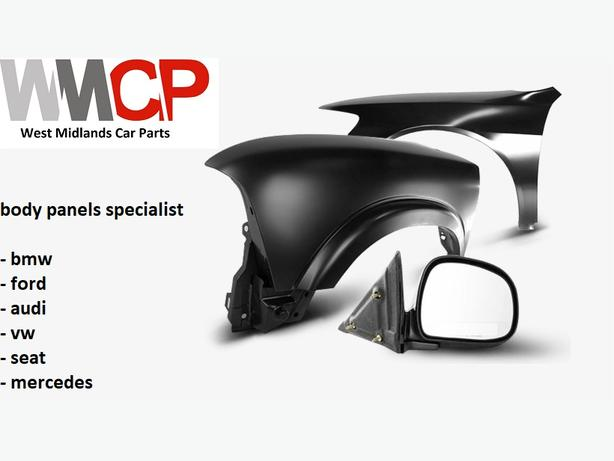 vauxhall corsa body panels specialist