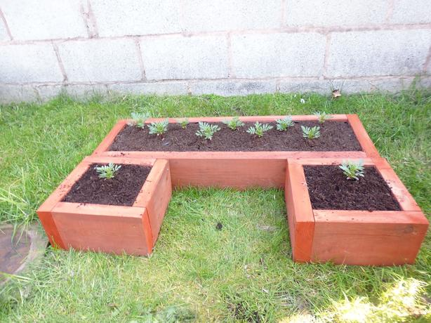 Raised Bed Planters.