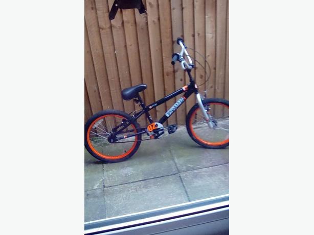 Used bmx bike 20 inch wheel