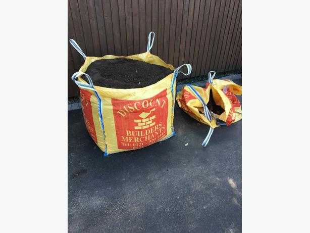 jumbo bag top soil
