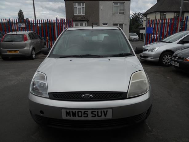 FORD FIESTA 1.2   3DR     2005