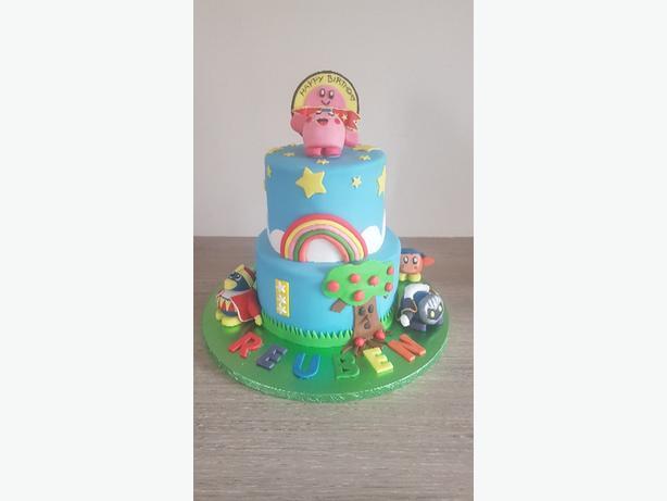 Taught by Mavis cakes ltd