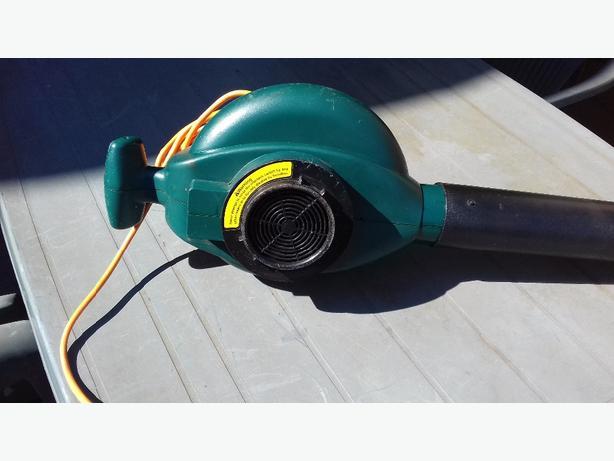 Performance garden blower