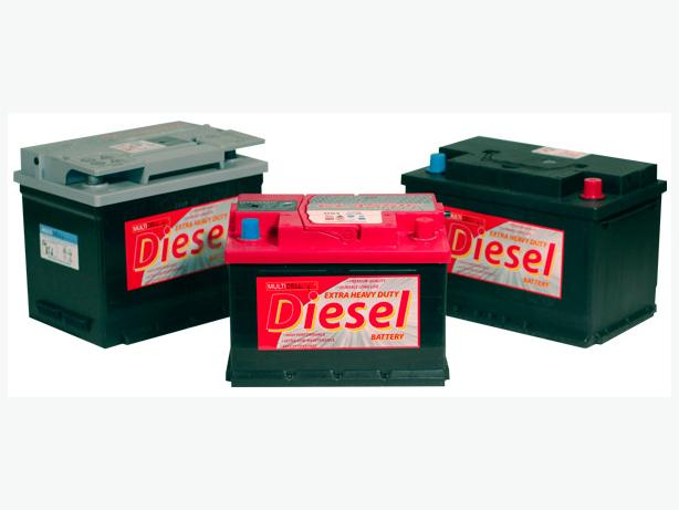 DIESEL BATTERIES NOW AVAILABLE FOR ALL MAKES AND MODELS